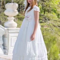 Vestido Comunion Amaya Colección 2017 Modelo 22925
