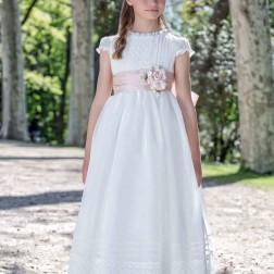 Vestido Comunion Amaya Colección 2017 Modelo 22927