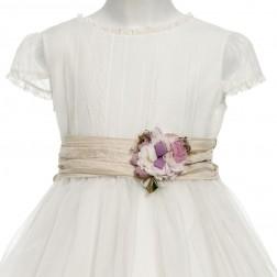 Vestido Niña Comunión Modelo 22908