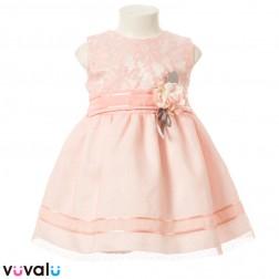 Vestido CEREMONIA NIÑA MODELO 5437