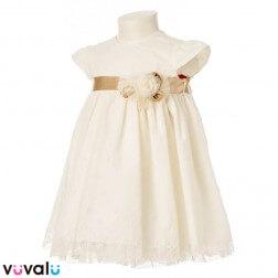Vestido BAUTIZO NIÑA KIRIKI MODELO 187110