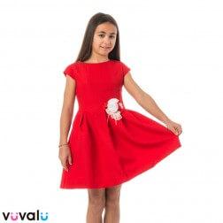 Vestido NIÑA KIRIKI MODELO 183503