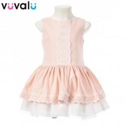 Vestido niña 4008