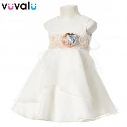 Vestido niña ceremonia 26186