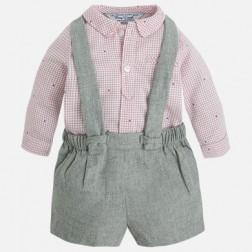 Conjunto Tirantes Bebé 2208