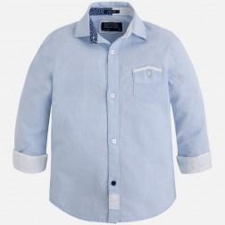 Camisa Niño Manga larga Modelo 3163