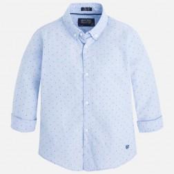 Camisa Niño Manga larga Modelo 3169