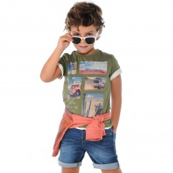 Camiseta Niño Modelo 3023