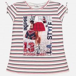 Camiseta Niña Junior Modelo 6081