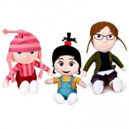 Muñeco Niñas Minions