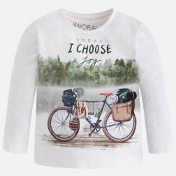 Camiseta niño Mayoral modelo 4015