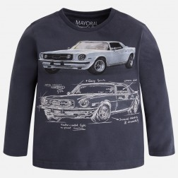 Camiseta niño Mayoral modelo 4017