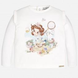 Camiseta niña Mayoral modelo 2049