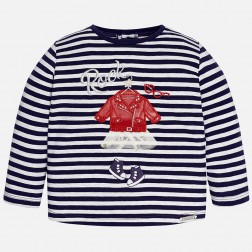 Camiseta niña Mayoral modelo 2053