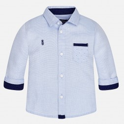 Camisa niño Mayoral modelo 2145