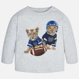 Camiseta niño Mayoral modelo 2021