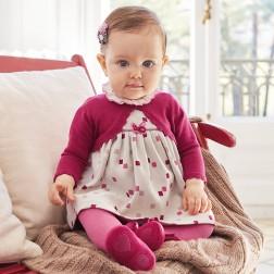 Vestido bebe Mayoral modelo 2841