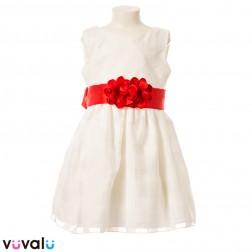 Vestido CEREMONIA NIÑA MODELO 6435