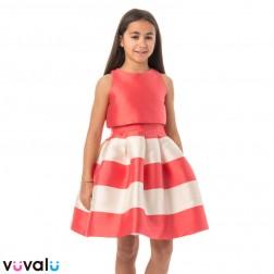 Vestido ceremonia niña amaya modelo 111747