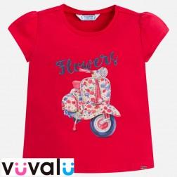 Camiseta niña mayoral modelo 3026