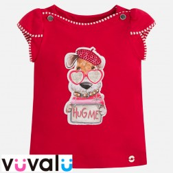 Camiseta niña mayoral modelo3004