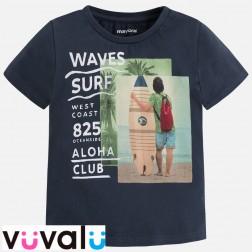 Camiseta niño mayoral modelo 3073