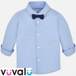 Camisa con pajarita bebe mayoral modelo 1164