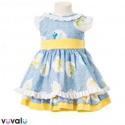 Vestido NIÑA MODELO 5428
