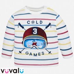 Camiseta niño mayoral 2018