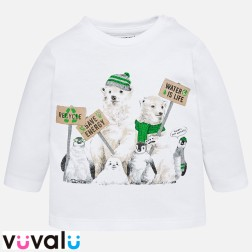 Camiseta niño mayoral 2022