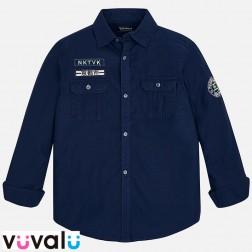 Camisa niño 7148