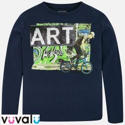 Camiseta niño 7018