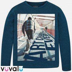 Camiseta niño 7024