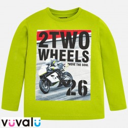 Camiseta niño 4028