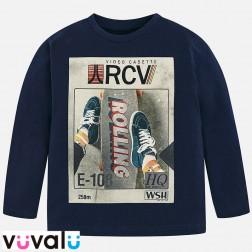 Camiseta niño 4040