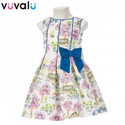 Vestido niña 4019