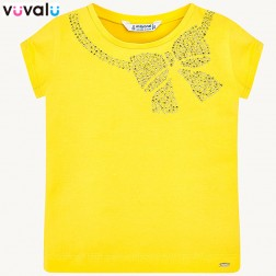 Camiseta niña mayoral 0174