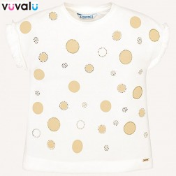 Camiseta niña mayoral 3012