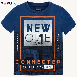 Camiseta niño 6042