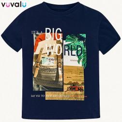 Camiseta niño 6047