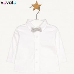 camisa pajarita niño bebe1106