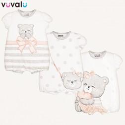 Pijama niña bebe 1710