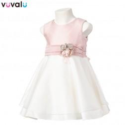 Vestido niña ceremonia 25188