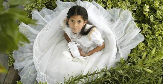 El Bolero, el complemento perfecto para el traje de comunión de tu hija