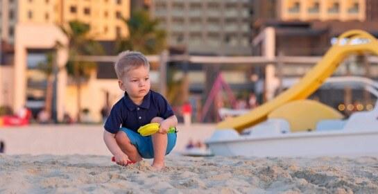 Conjuntos shorts: ideales cuando comienza a caminar en verano