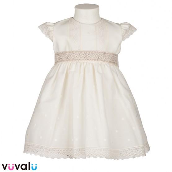 Vestido niña Bautizo Charo modelo 754