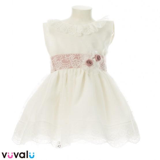 Vestido ceremonia niña 466