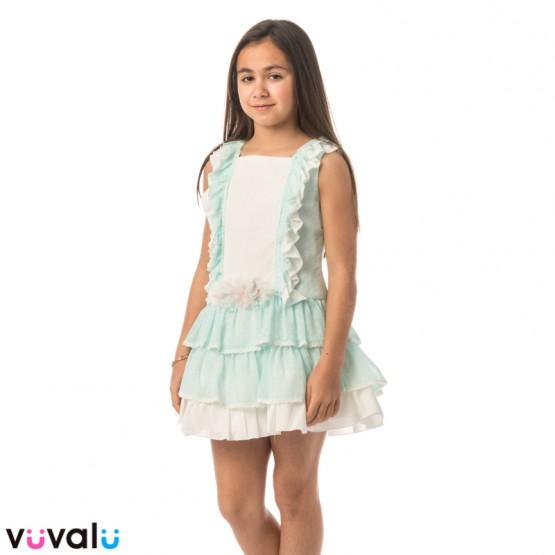 Vestido NIÑA ANAVIG MODELO 1445