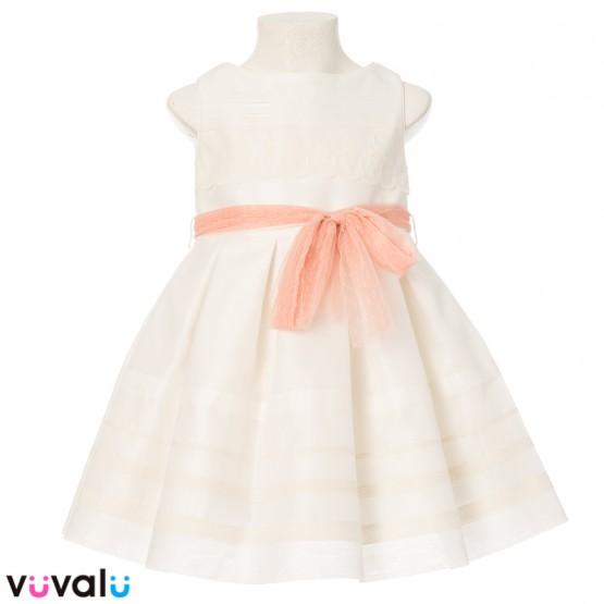 Vestido niña ceremonia anavig modelo1401