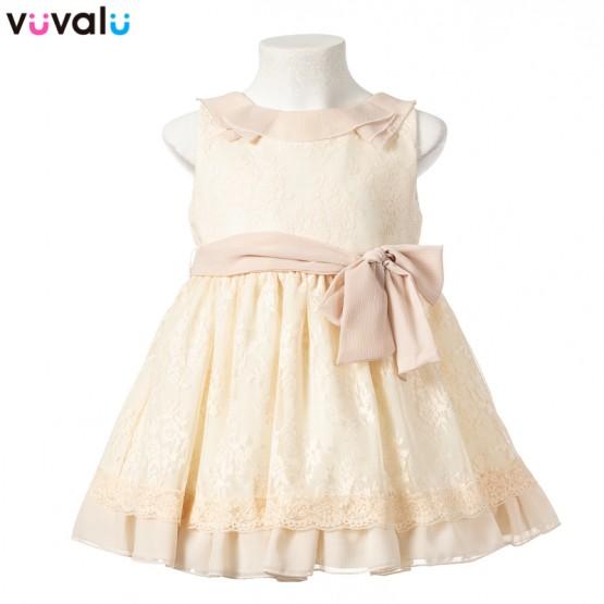 Vestido niña ceremonia1446